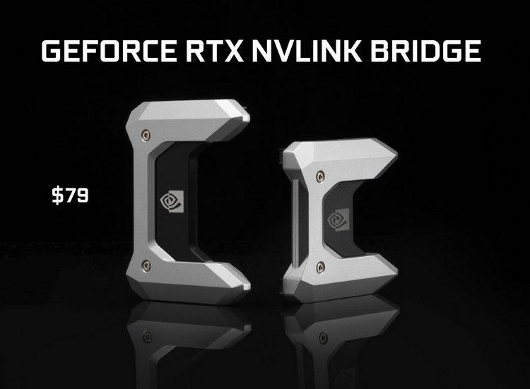 NVIDIA видит большие перспективы интерфейса NVLink в видеокартах GeForce RTX
