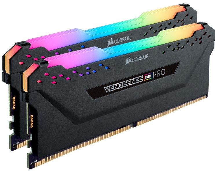 Corsair Vengeance RGB PRO Light Enhancement Kit: муляжи модулей памяти с подсветкой за