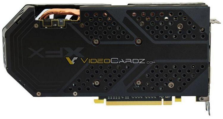 Видеокарта XFX Radeon RX 590 Fatboy OC+ обладает частотой ядра в 1600 МГц