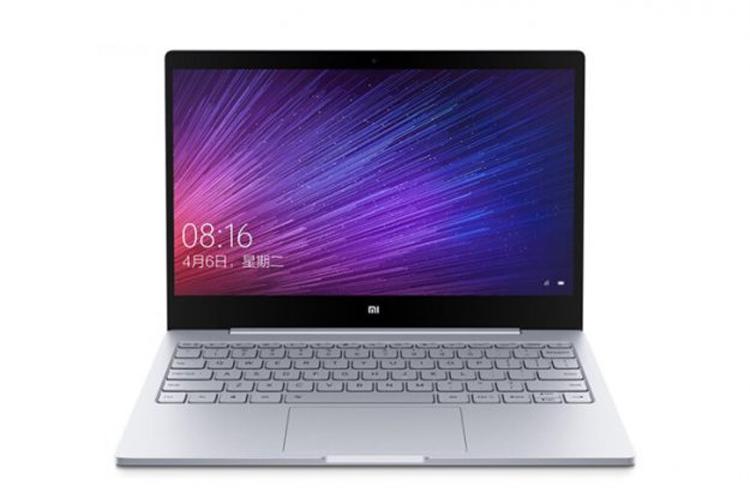 Лэптоп Xiaomi Mi Notebook Air с 12,5