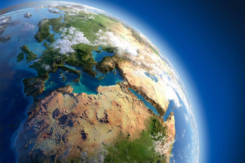 Путешествия по планете Земля