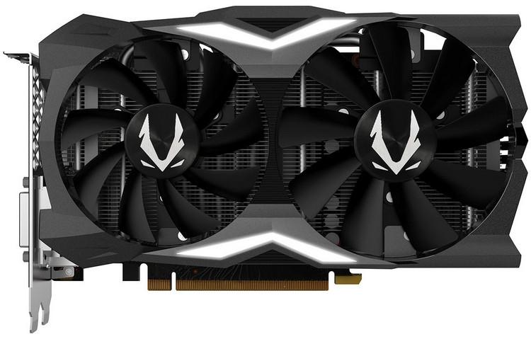 Zotac представила компактные видеокарты GeForce RTX 2070 Mini и Mini OC