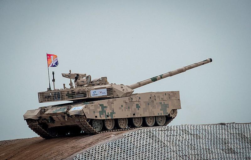 Китайское оружие: мощное, современное, скопированное