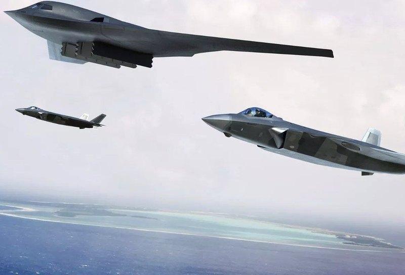 КНР покажет бомбардировщик-невидимку через год