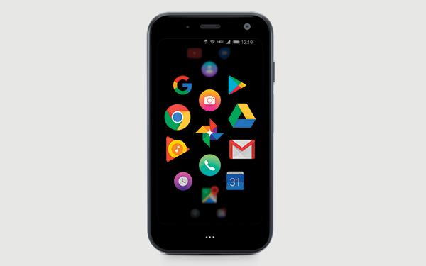 Новое устройство Palm выйдет 2 ноября