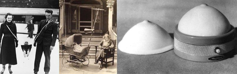15 странных изобретений: от искусственной груди до носового стилуса