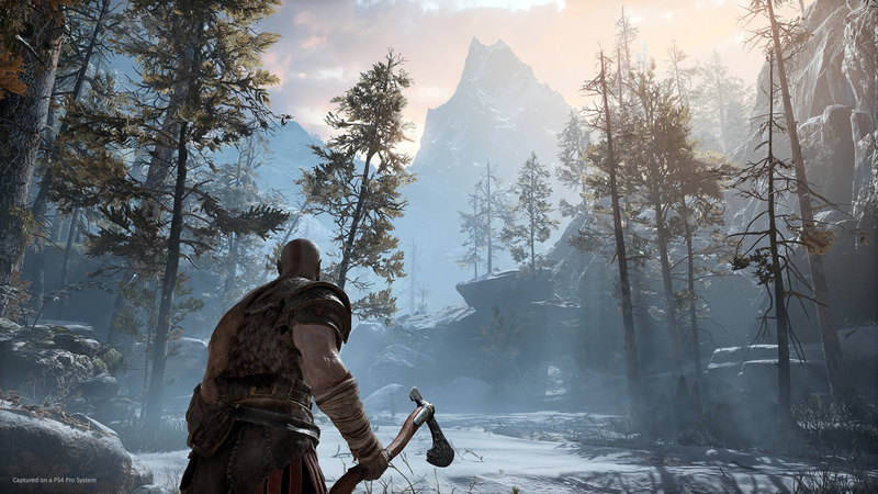 5 самых высоко оцененных видеоигр 2018 года (на данный момент)