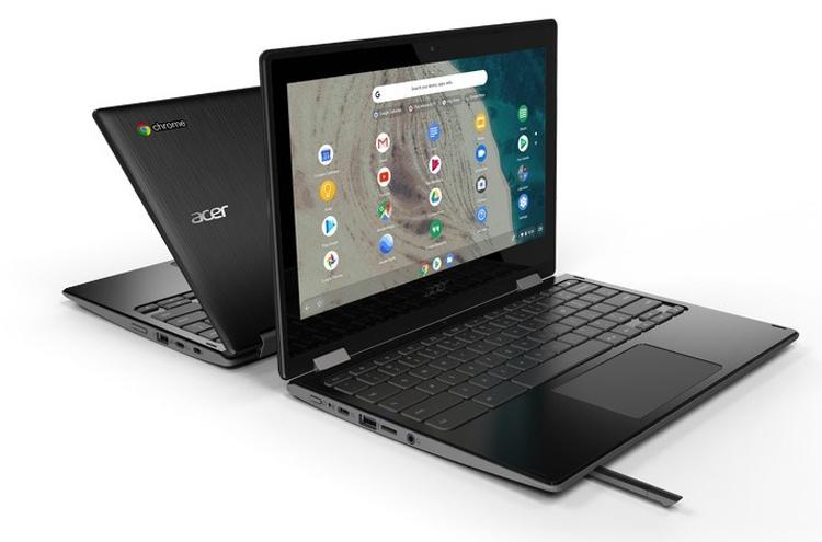 Новые хромбуки Acer оснащаются процессорами AMD и Intel