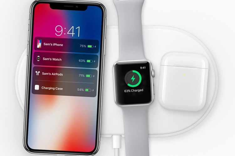 Проект зарядной станции Apple AirPower оказался под вопросом