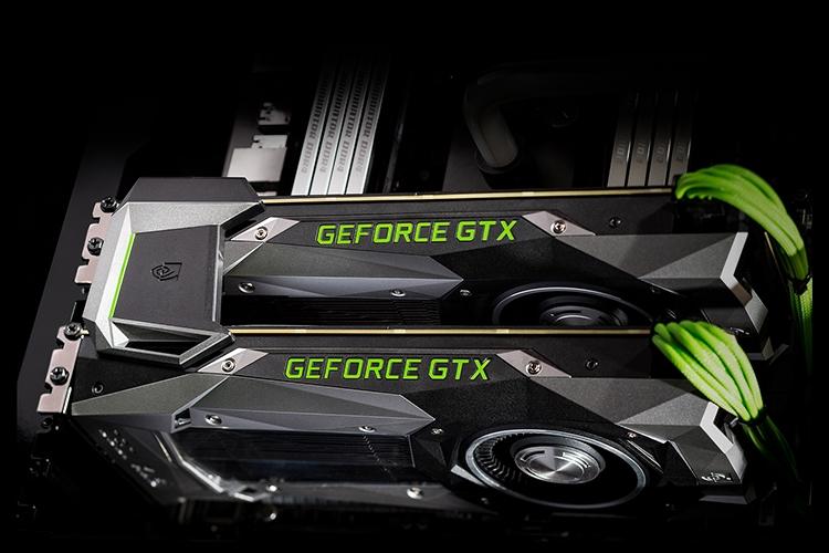 NVIDIA распродала почти все GeForce GTX 10-й серии