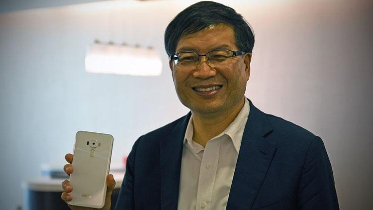 Президент ASUSTeK Computer уволен с должности для руководства новым проектом