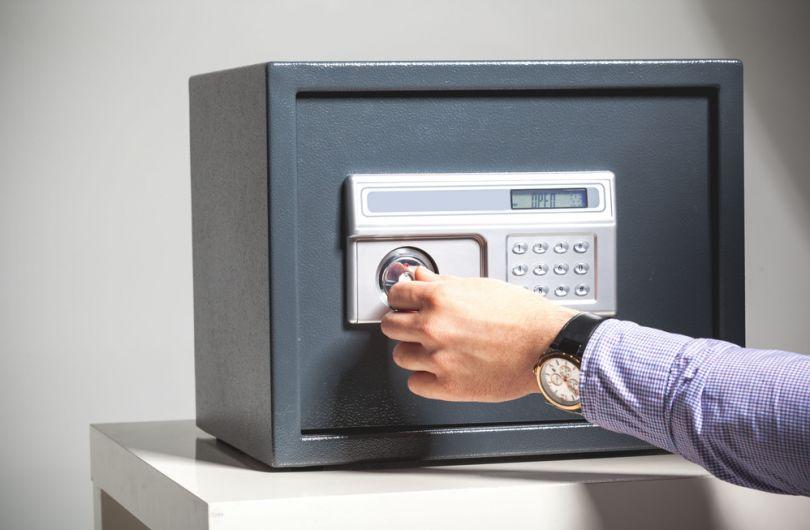 Домашний сейф под любые вещи