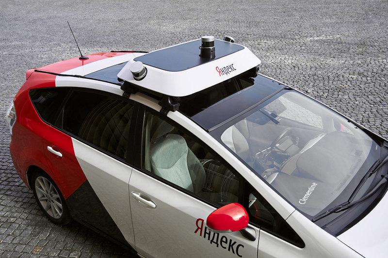 «Яндексу» разрешили использовать беспилотники на дорогах Невады