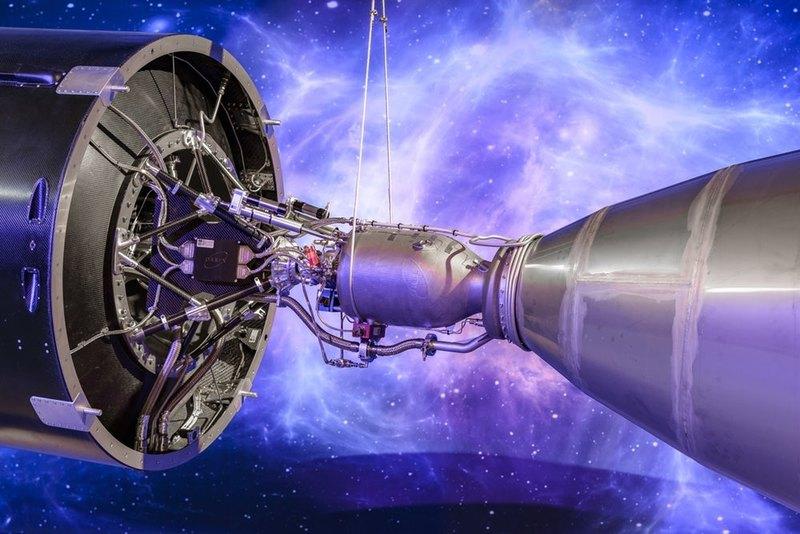 Представлен самый большой 3D-печатный ракетный двигатель