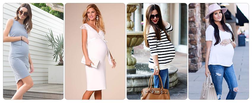 Широкий ассортимент одежды для беременных