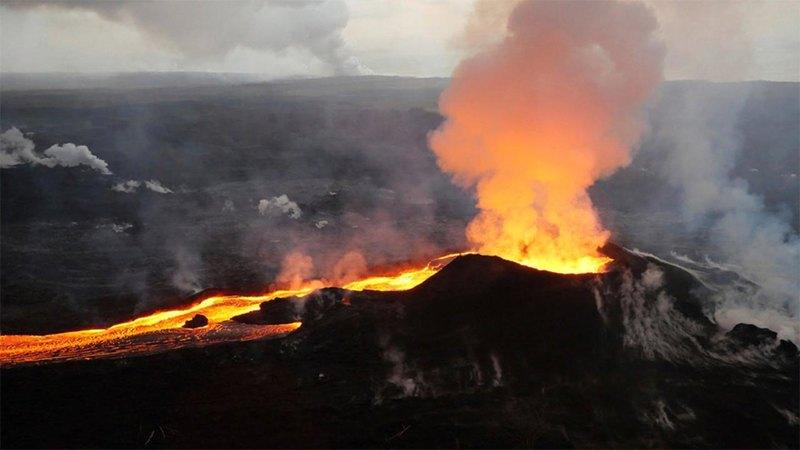 Спящие убийцы: 10 самых опасных действующих вулканов