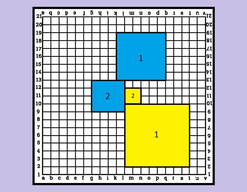 Игра в квадраты: более сложные варианты