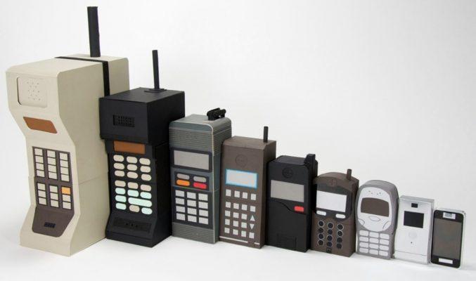 Создатели первого мобильно телефона