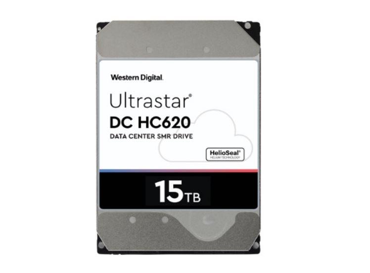 Western Digital представила жесткий диск рекордного объема