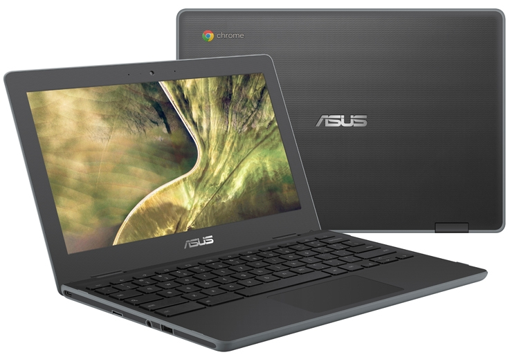 CES 2019: Лэптопы и ноутбук-трансформер ASUS на базе Chrome OS