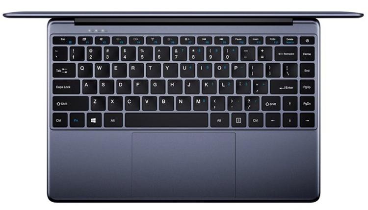 Chuwi Herobook: лэптоп с 14-дюймовым экраном и процессором Intel