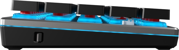 CES 2019: Трио беспроводных механических клавиатур Cooler Master