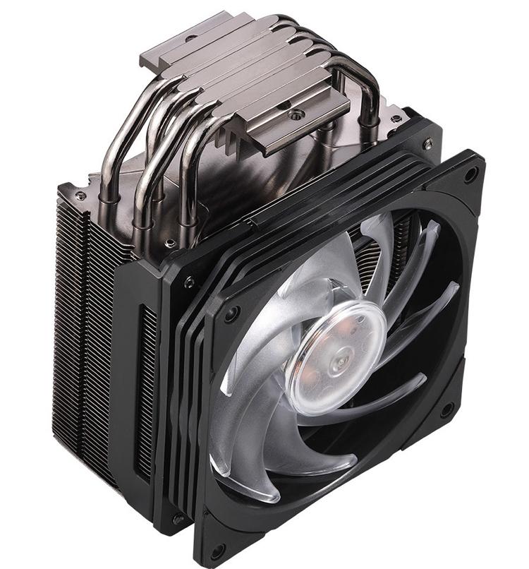 Охладитель Cooler Master Hyper 212 предстал в двух новых вариантах исполнения