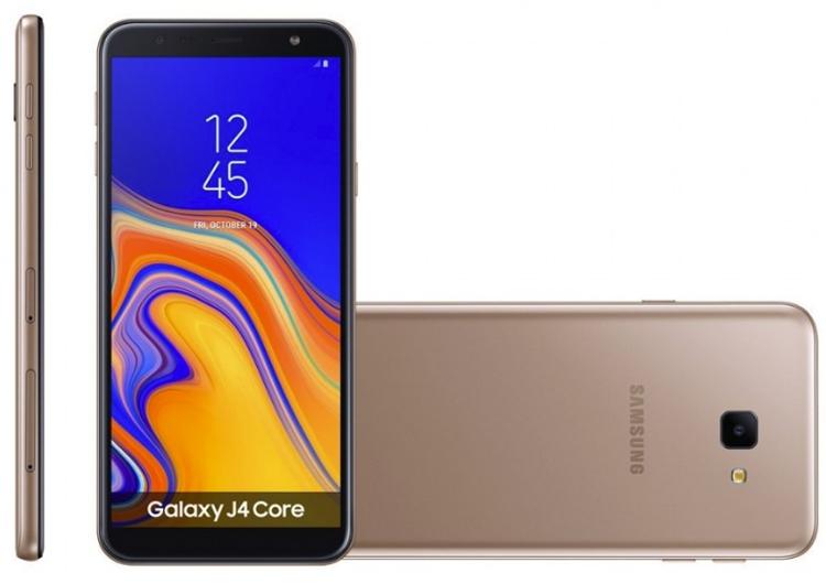 Galaxy J4 Core станет вторым смартфоном Samsung на платформе Android Go
