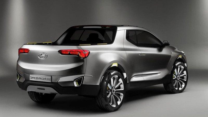 Hyundai скоро выпустит первый пикап