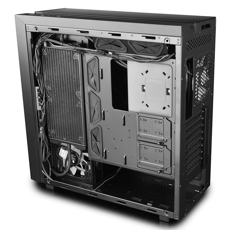 Computex 2018: ПК-корпуса с подсветкой Deepcool Matrexx