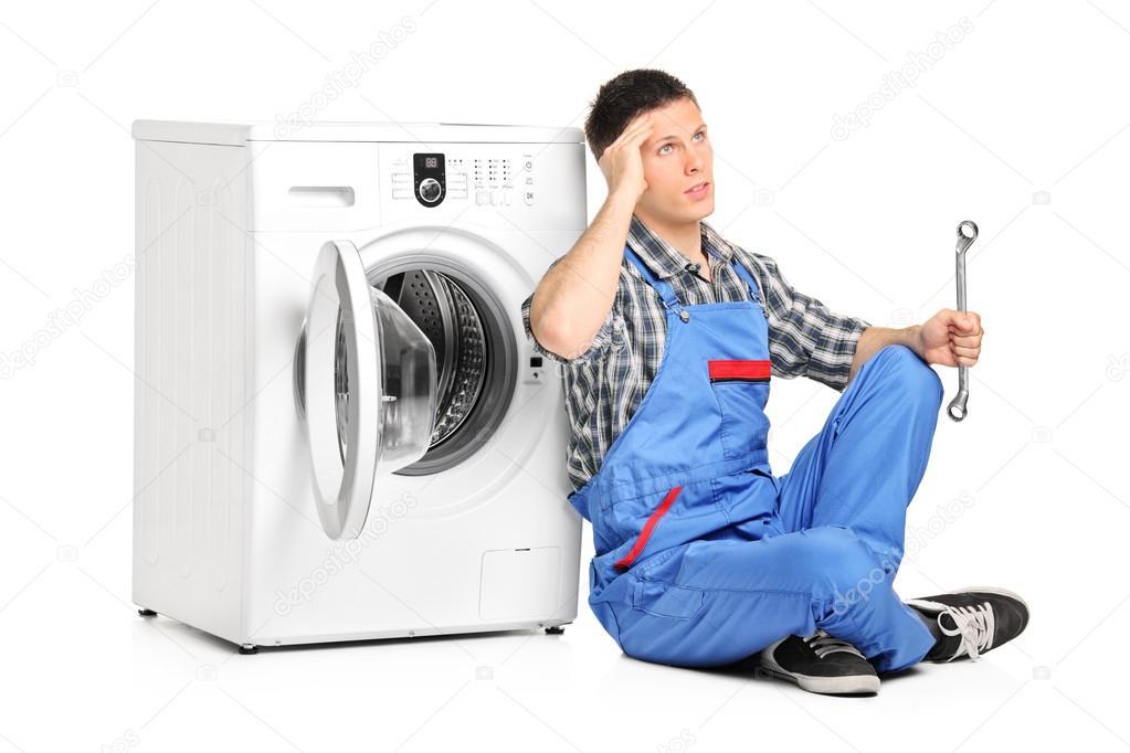 Услуги ремонта стиральных машин на дому