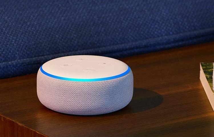 Популярный динамик Amazon Echo Dot с помощником Alexa стал ещё лучше