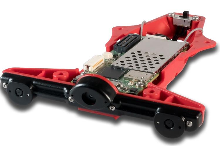 Комплект Intrinsyc Qualcomm Flight Pro поможет в создании дронов