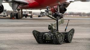 Где работают самые смелые роботы