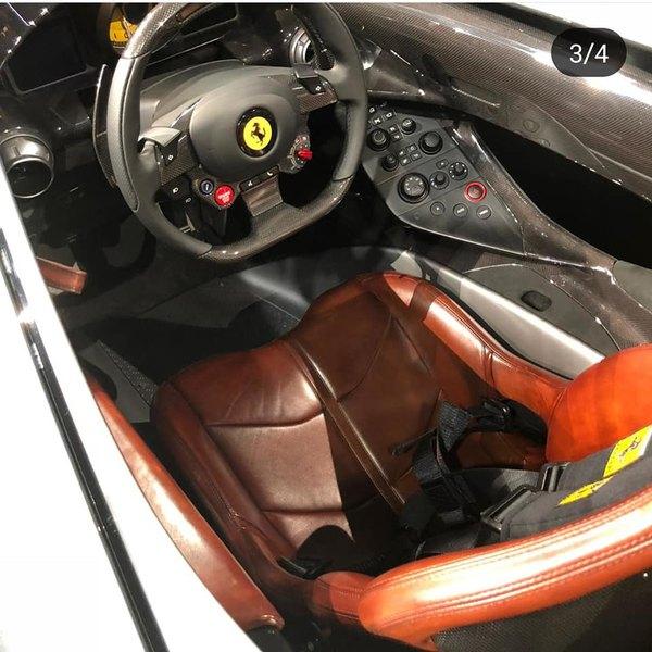 Ferrari показала дуэт коллекционных моделей