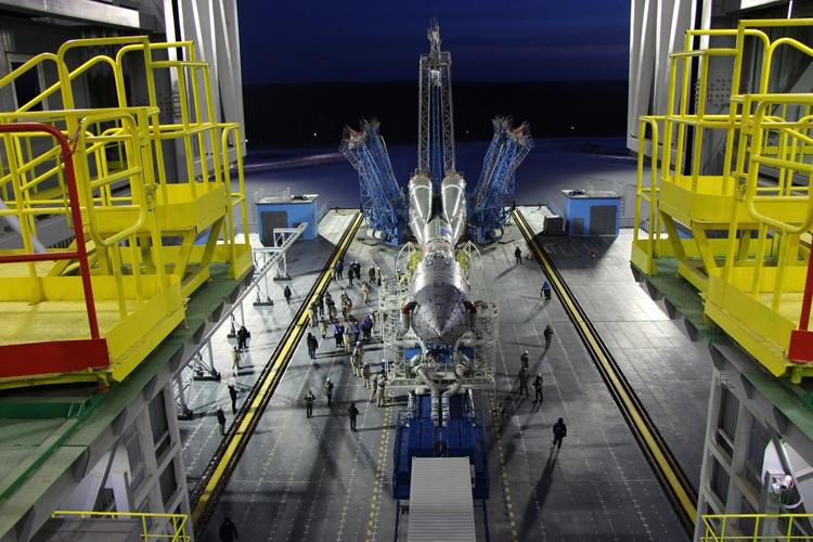 Роскосмос отреагировал на сообщения о «критическом дефекте» на Восточном