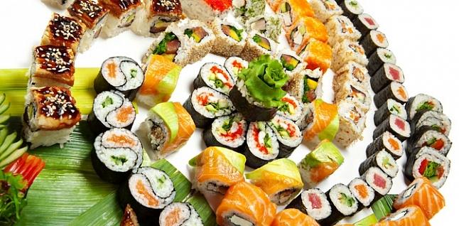 Роллы, пицца и суши с доставкой в Казани