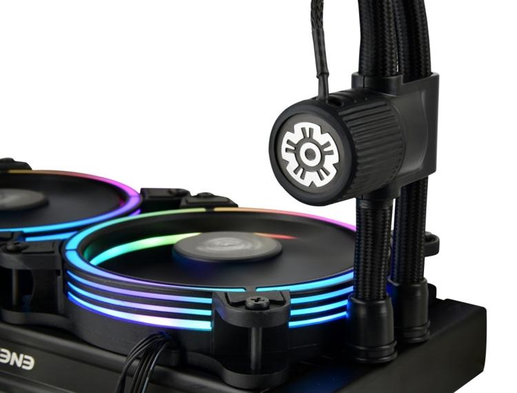 Новая СЖО Enermax LiqFusion получила радиатор формата 360 мм