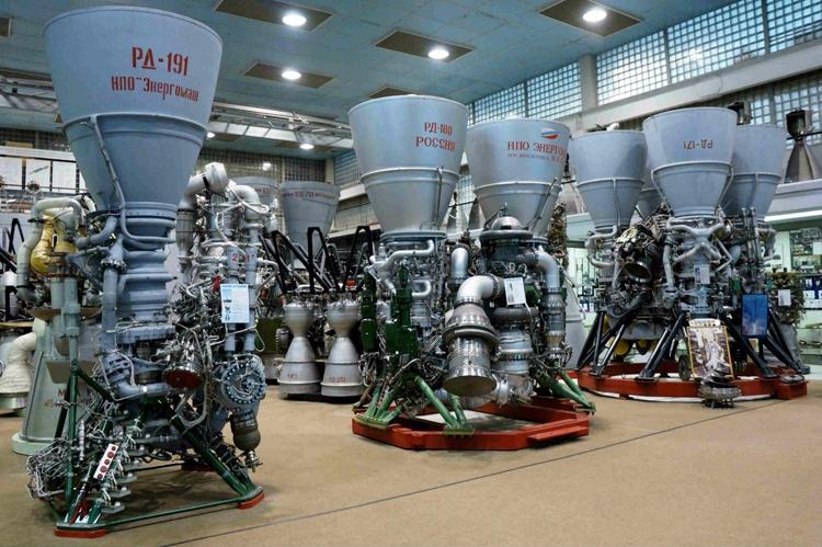 Холдинг ракетного двигателестроения появится в России через год