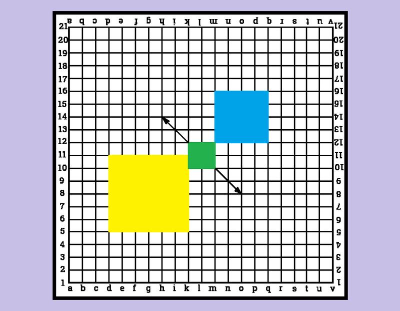 Игра в квадраты: показываем новую настолку
