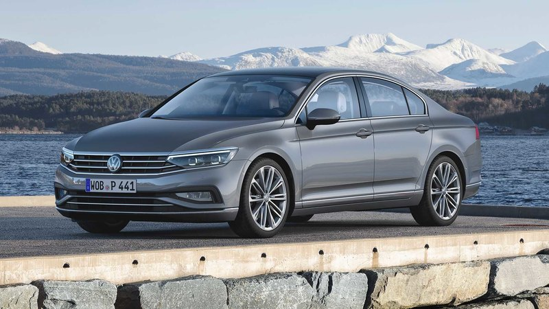 Volkswagen получил систему автономного вождения