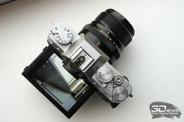 Дебют беззеркального фотоаппарата Fujifilm X-T30 ожидается в начале 2019 года