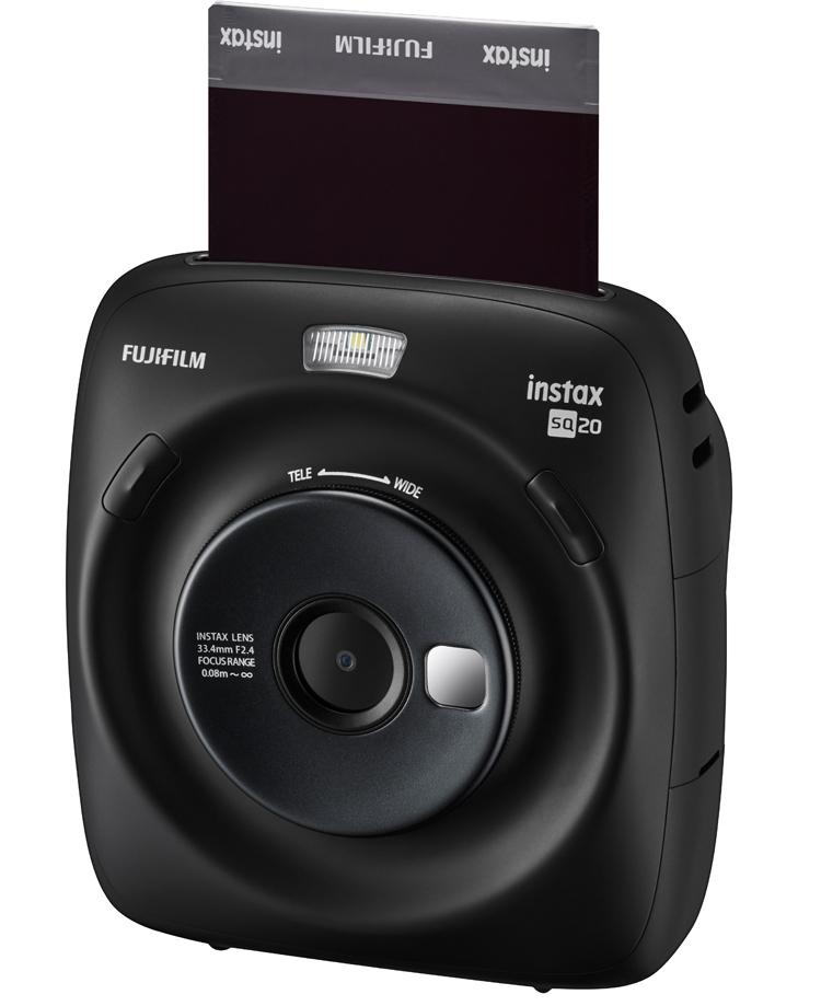 Fujifilm Instax Square SQ20: гибридная камера мгновенной печати