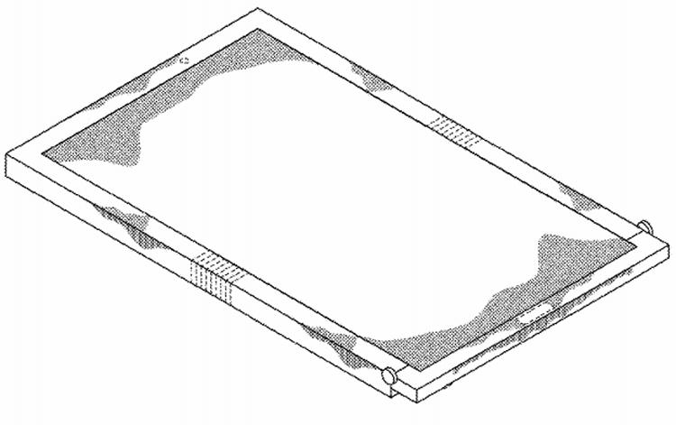 В Samsung придумали странный гаджет с гибким дисплеем