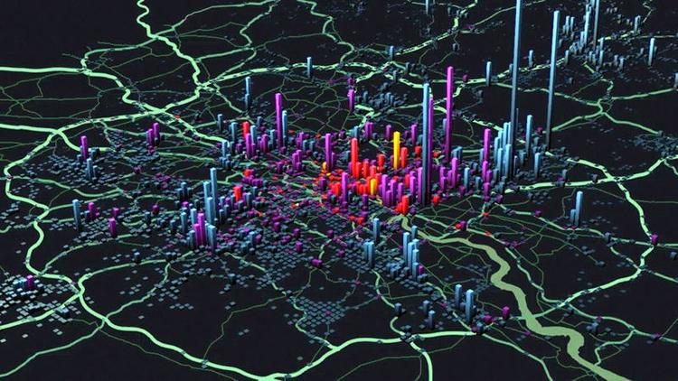 Алгоритм Ford определит участки дорог с наиболее высокой вероятностью ДТП