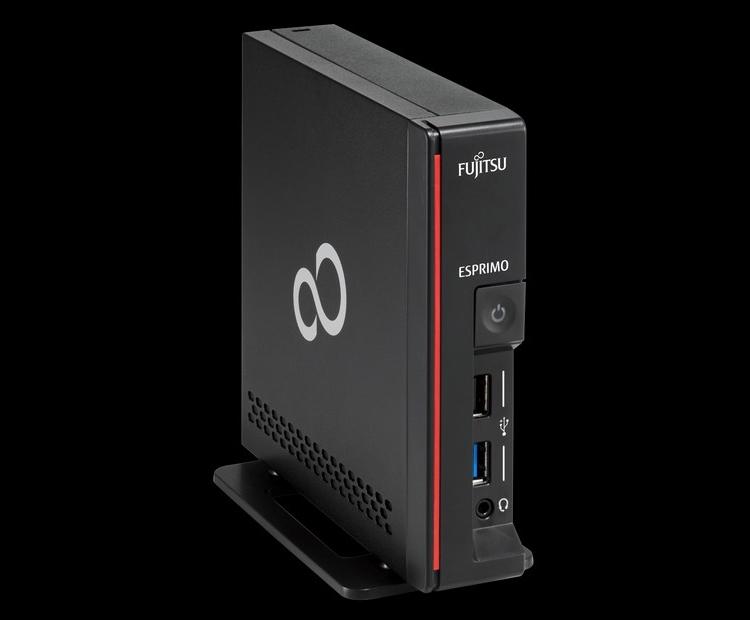 Fujitsu Display B34-9 UE: изогнутый монитор формата UWQHD