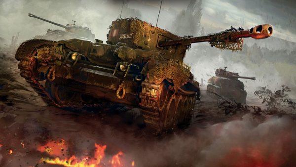 Прокачка аккаунтов в world of tanks