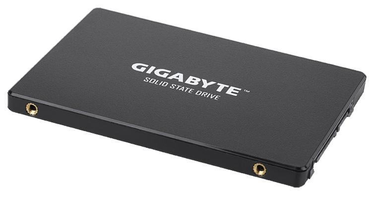 Новый SSD-накопитель GIGABYTE имеет вместимость 256 Гбайт