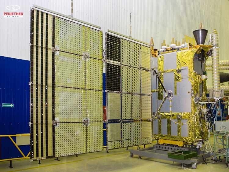 Запуск спутников «Глонасс-К2» намечен на 2019 год