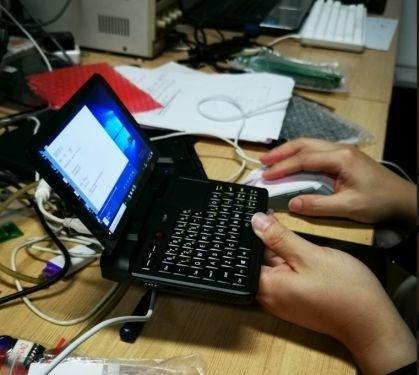 GPD MicroPC: мини-ноутбук с 6